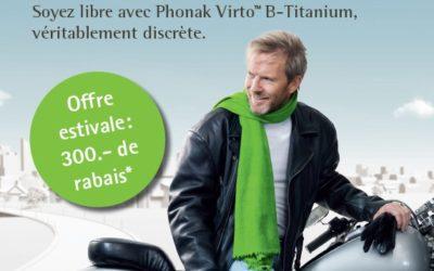 Phonak Virto B-Titanium