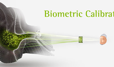 Calibration biométrique Phonak Virto B